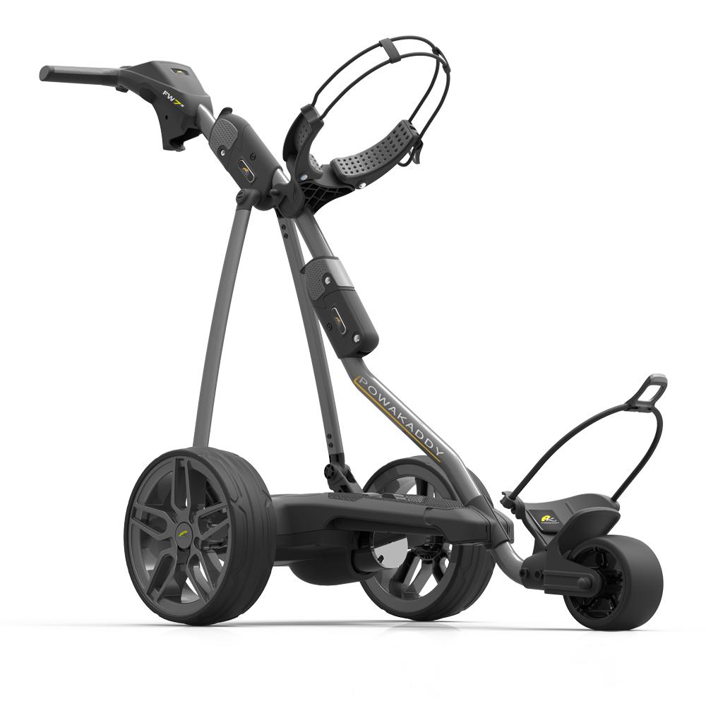2019 Powakaddy FW7s EBS Electric Trolley ! - Lambeg Golf Shop