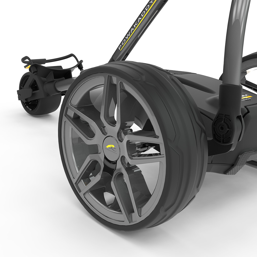 2019 Powakaddy Compact C2i GPS Electric Trolley - Lambeg Golf Shop